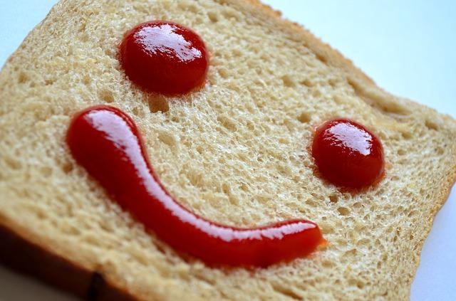 chlieb a pecivo pre deti