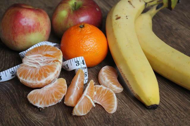 ovocie na ranajky