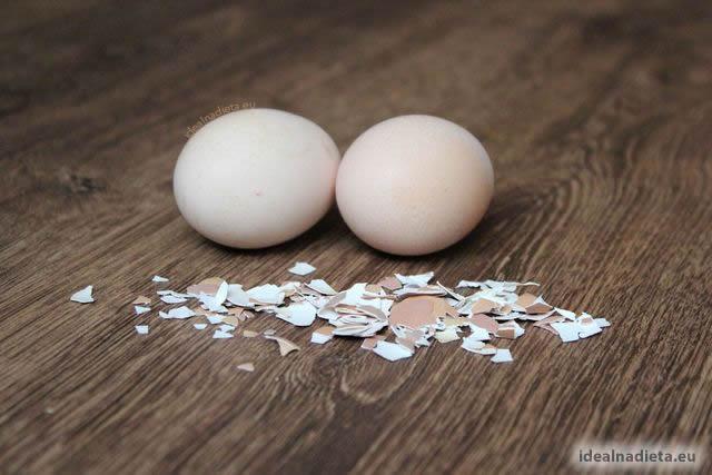 čerstvé slepačie vajcia