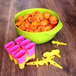 recept na domáce ovocné nanuky