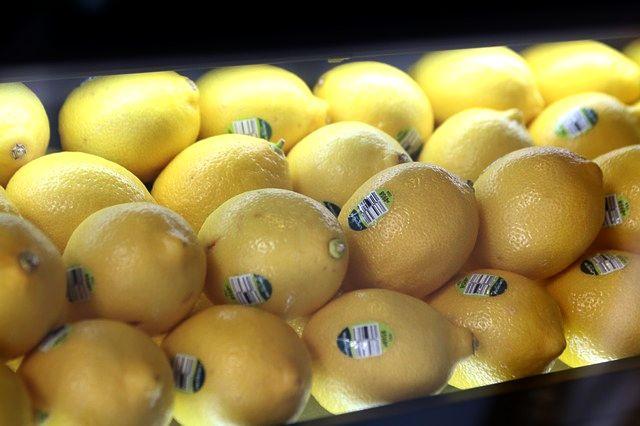 citrony skladovanie