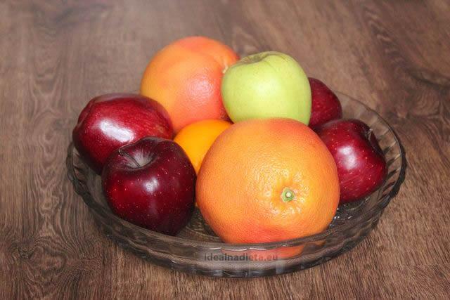 ovocie ako zdravy dezert